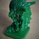 Slime Monster Figure